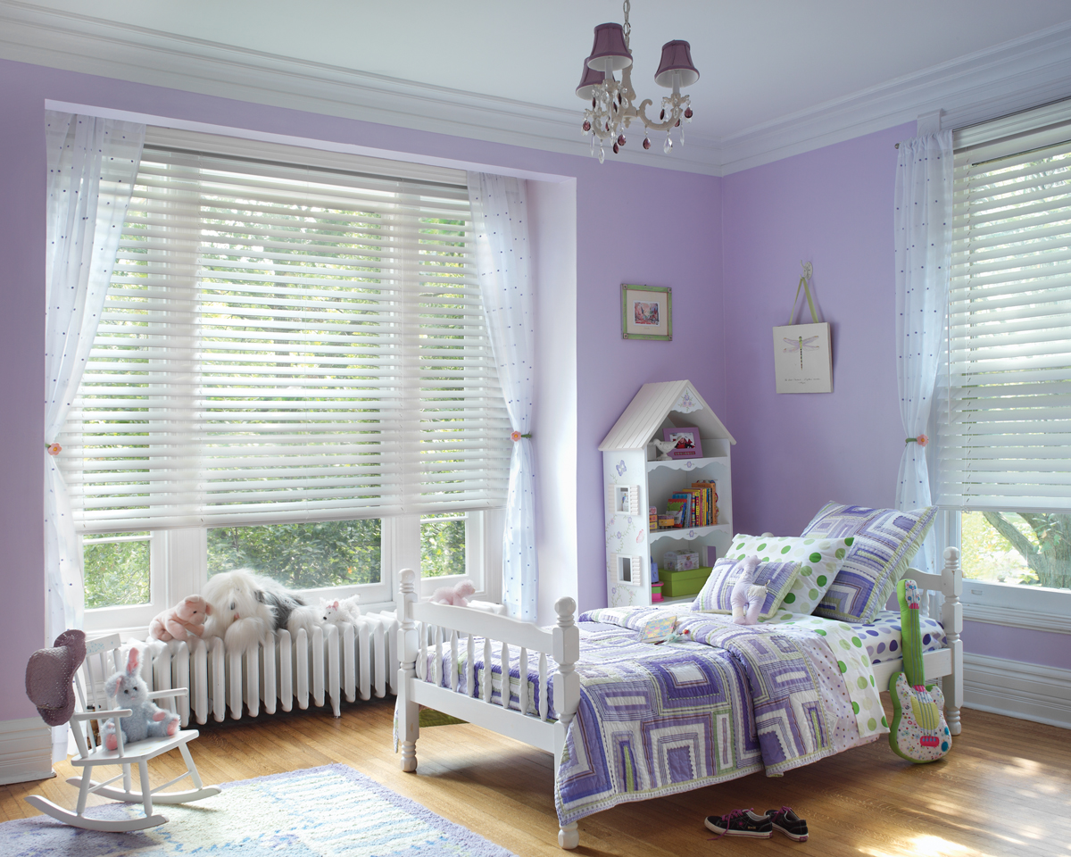 Window shades we have a wide variety of designer window shades and - Kids Need A View Of Their Own Blindsgalore Blog