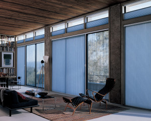 Hunter Douglas Vertiglide Operating System With View Motorization