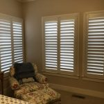 Replaced Natural Woven Shades with Custom Shutters Glenbrook NV